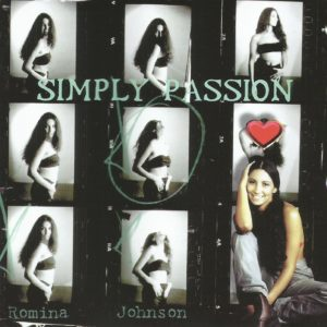 Simply Passion  Front Cover